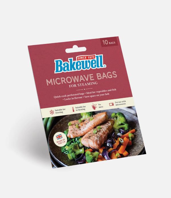 Bakewell® Microwave Bags<br />