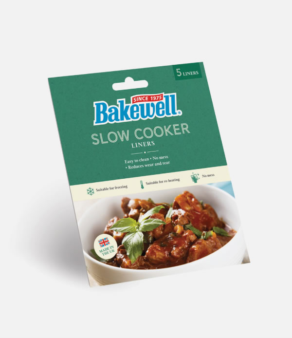 Bakewell® Slow Cooker Liners<br />