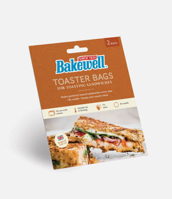 Bakewell® Toasting Bags<br />