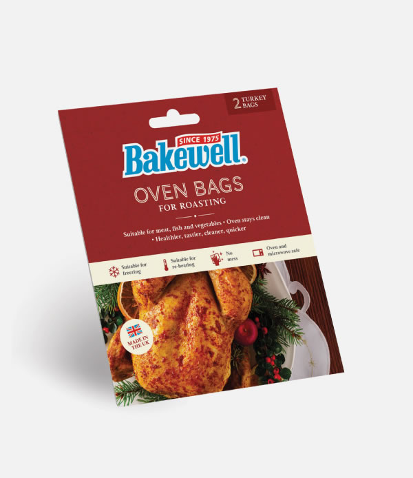Bakewell® Oven Bags<br />